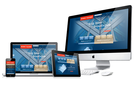 mobile design trends voor WordPress