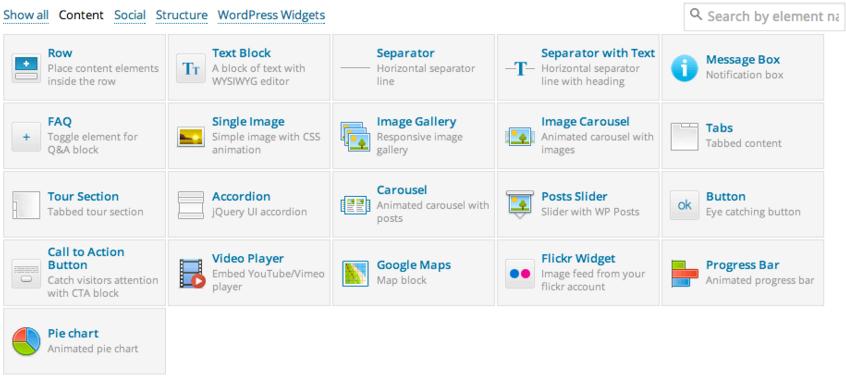 5 top drag & drop page builders voor WordPress