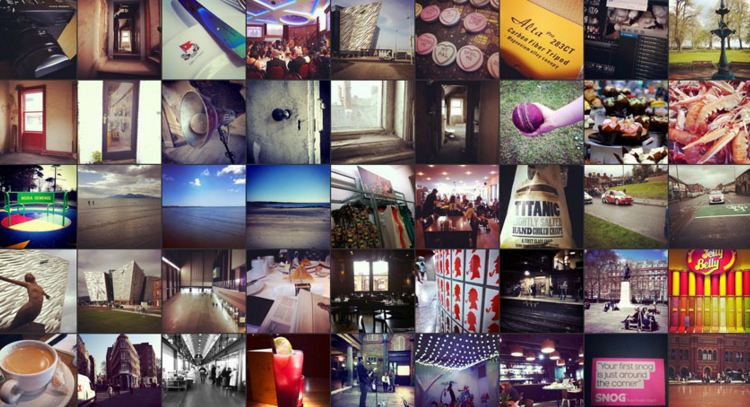 Instagram feed voor WordPress websites