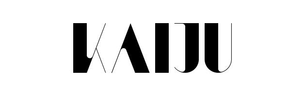 Kaiju Font Download Free