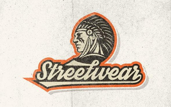Streetwear wordpress lettertype