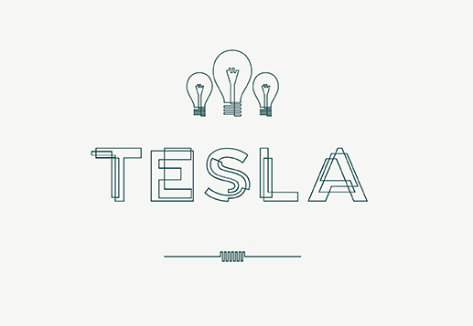 Tesla Free Website Font