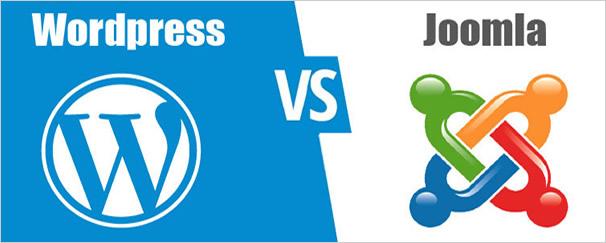 WordPress versus Joomla