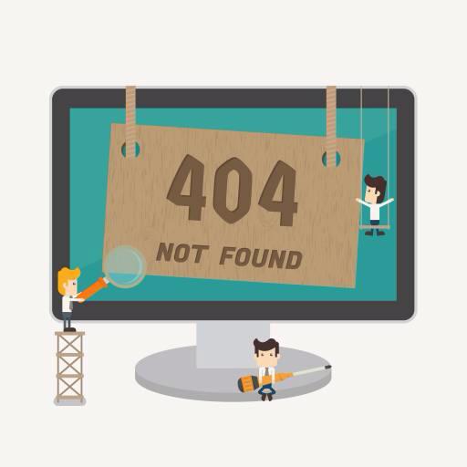 404 foutmeldingen