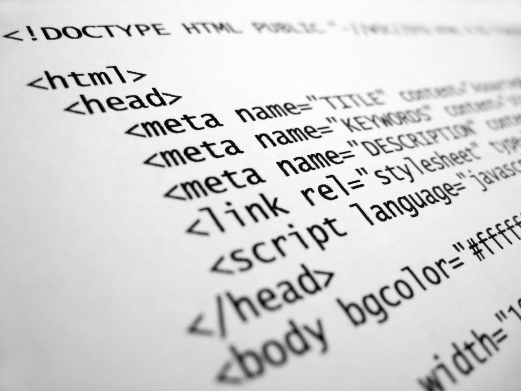 html en css