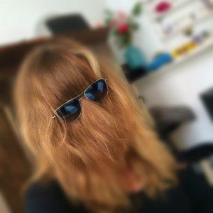 WordPress blonde actie