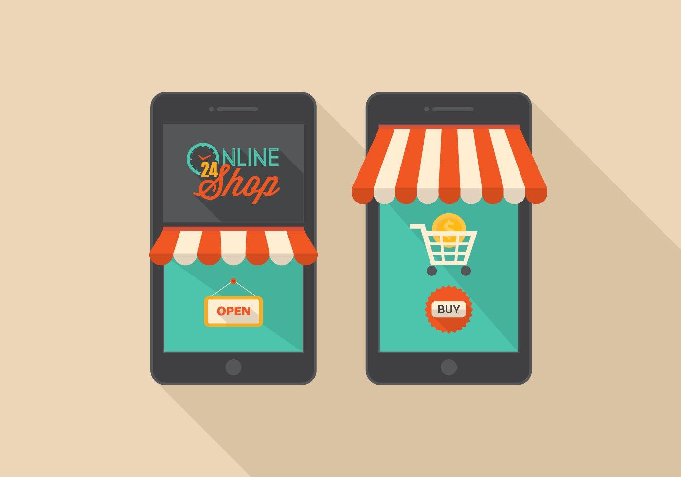 single product webshops