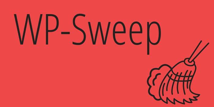wp sweep