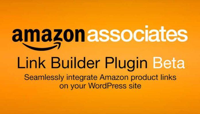 Amazon Associates Link Builder plugin voor WordPress