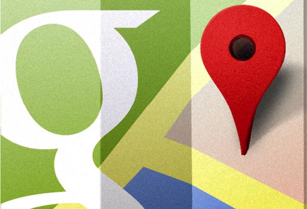 google maps toevoegen