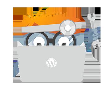 wordpress website hack oplossen