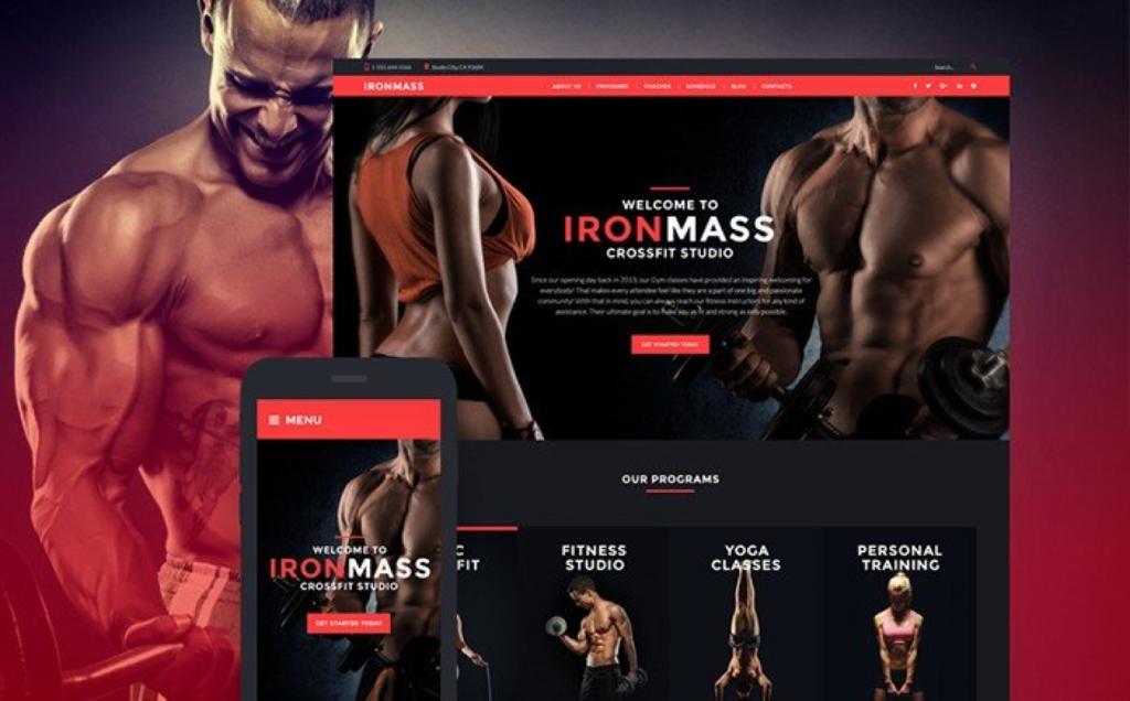 fitness thema's