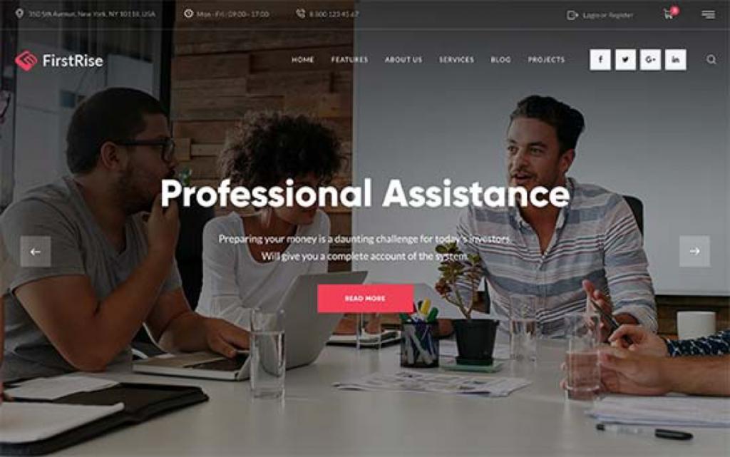 financiële websites