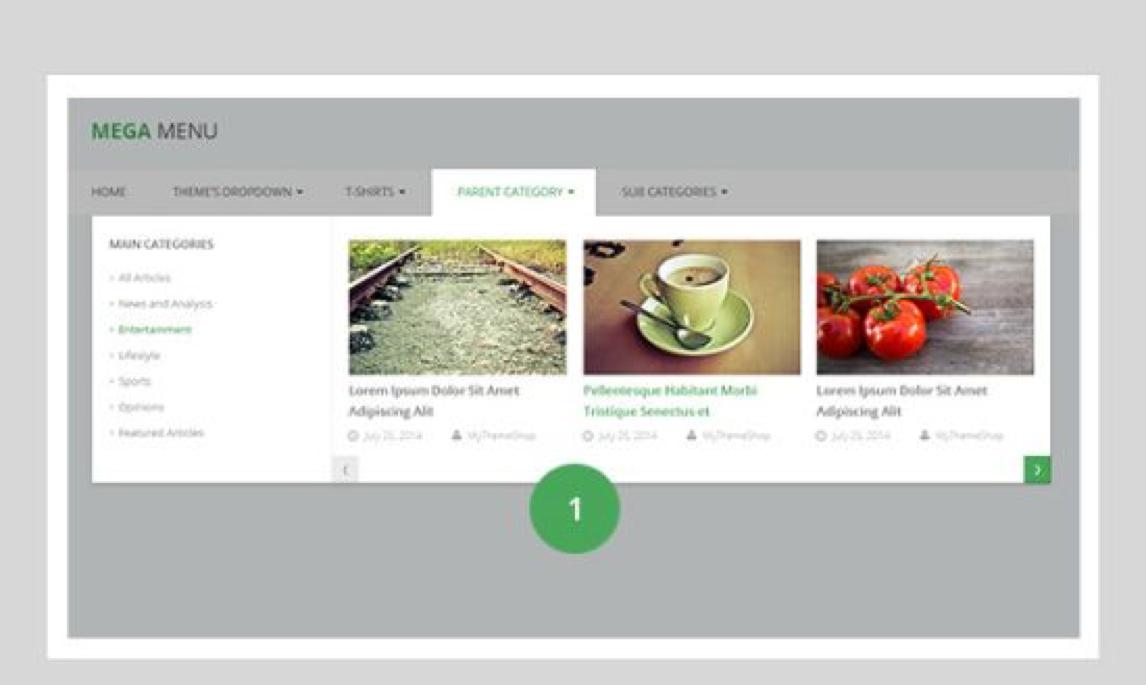 mega menu plugins