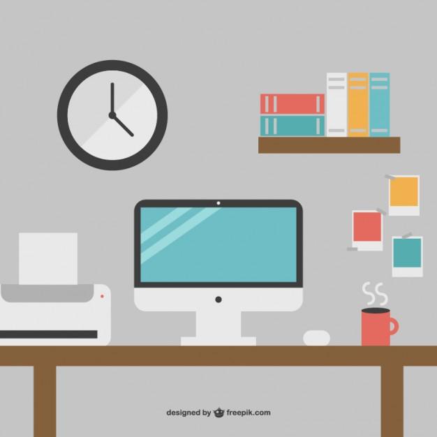 minimalistisch wordpress dashboard
