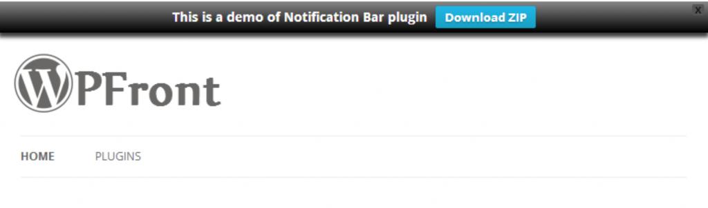 gratis notificatie plugins