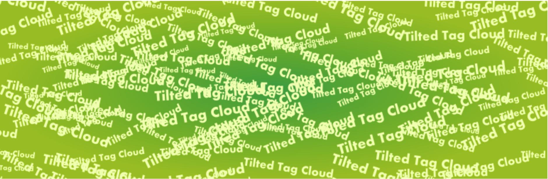 tag cloud plugins