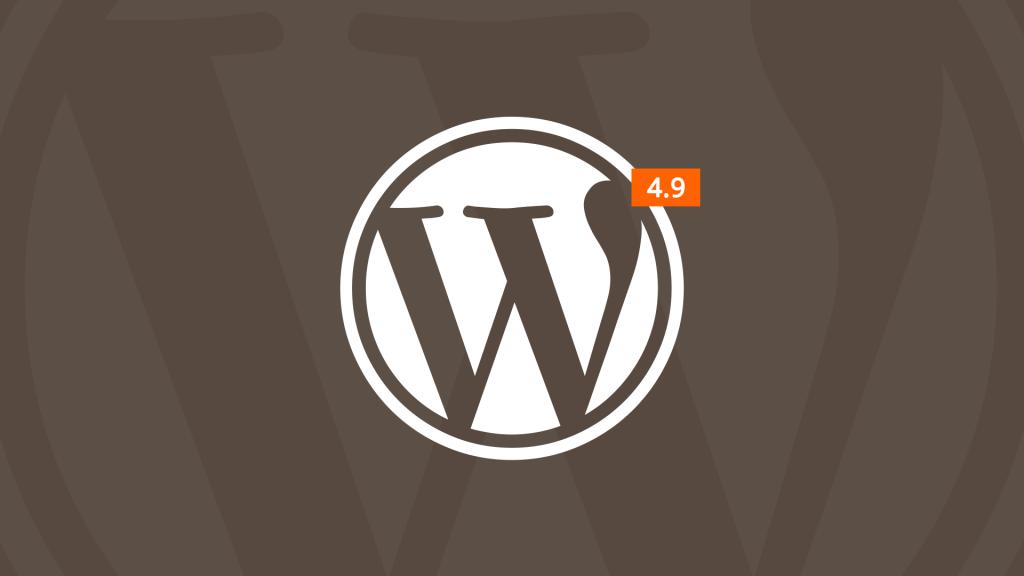 wordpress 4.9 beta 3