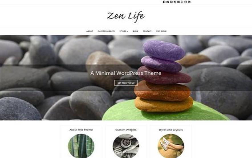 zen thema's