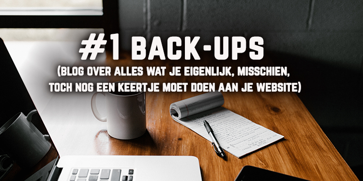back-up website wordpress