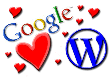 Google-Updates-love-WordPress