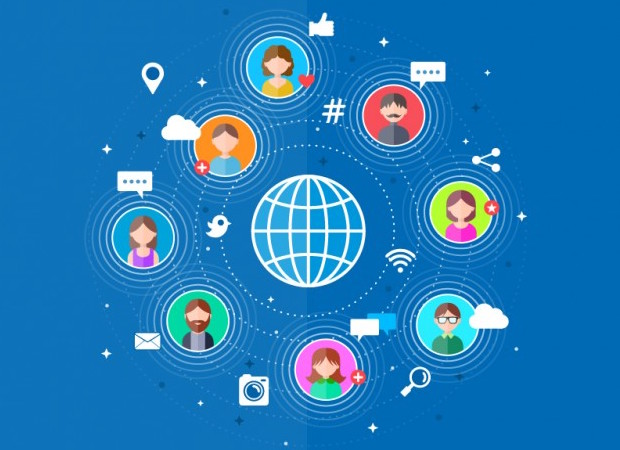 sociale netwerk thema's