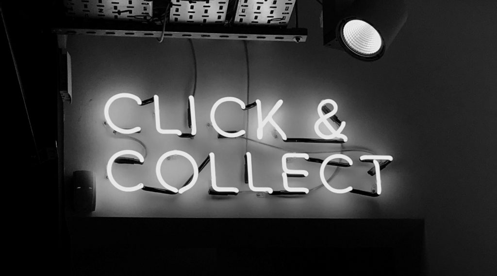 AdWords advertenties Click and Collect