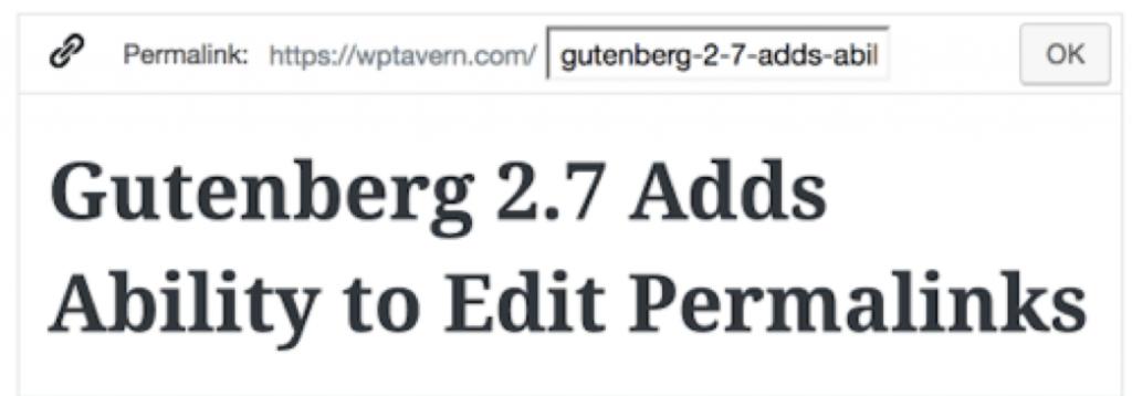 gutenberg 2.7