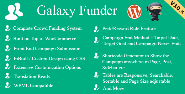 crowdfunding plugins voor wordpress