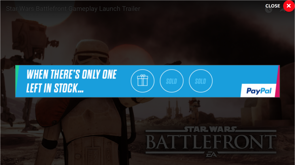 Ad Overlay Anything