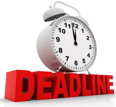 Magische content deadline