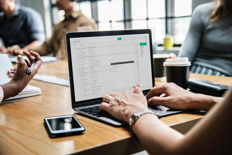 e-mail providers voor WordPress gebruikers
