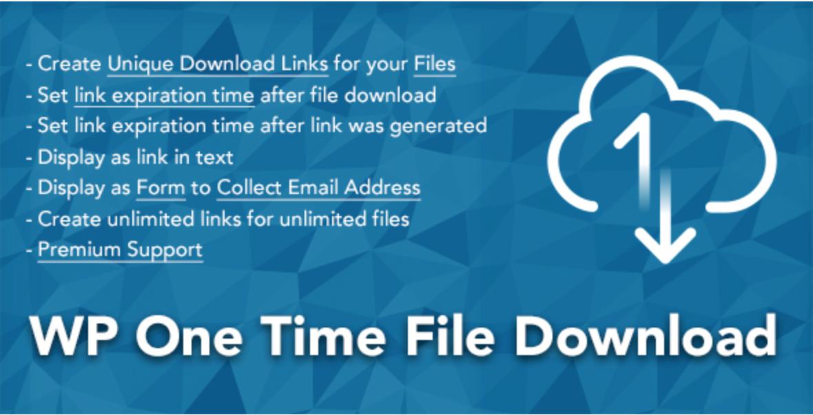 unieke download links