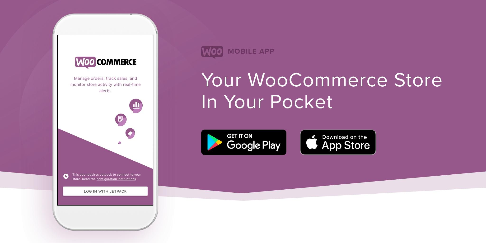 woocommerce apps