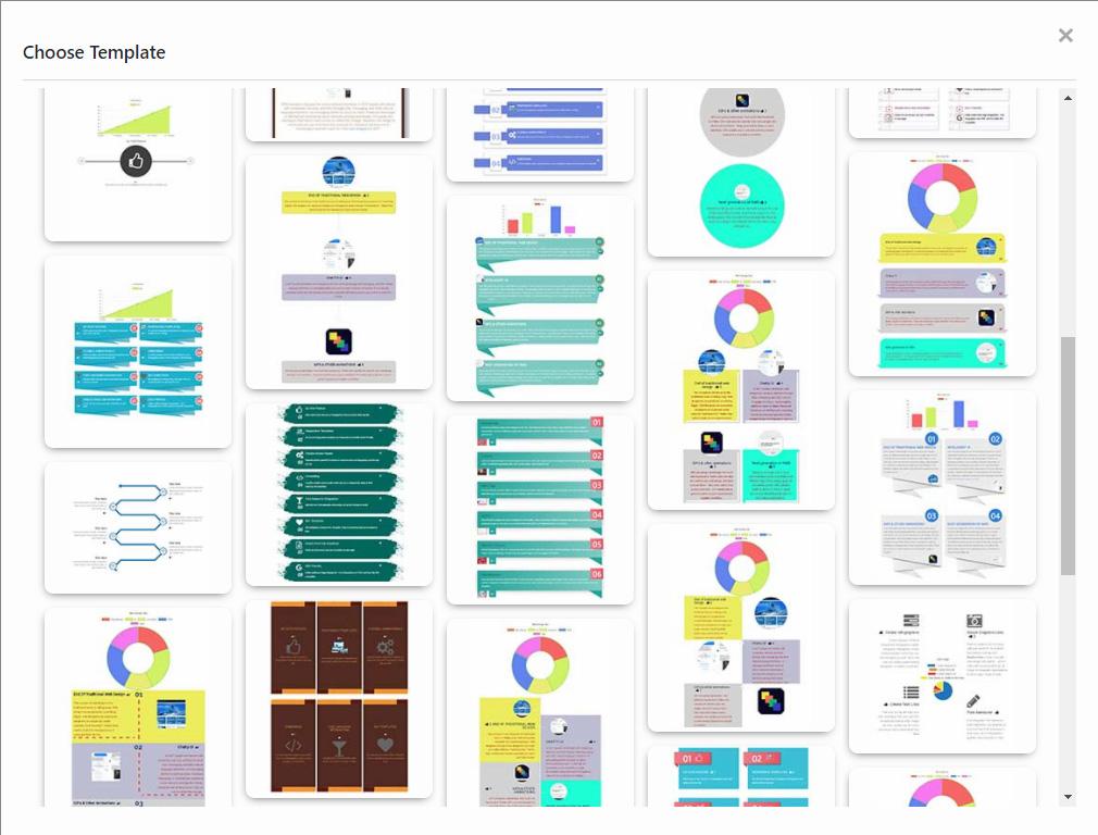iList plugin templates