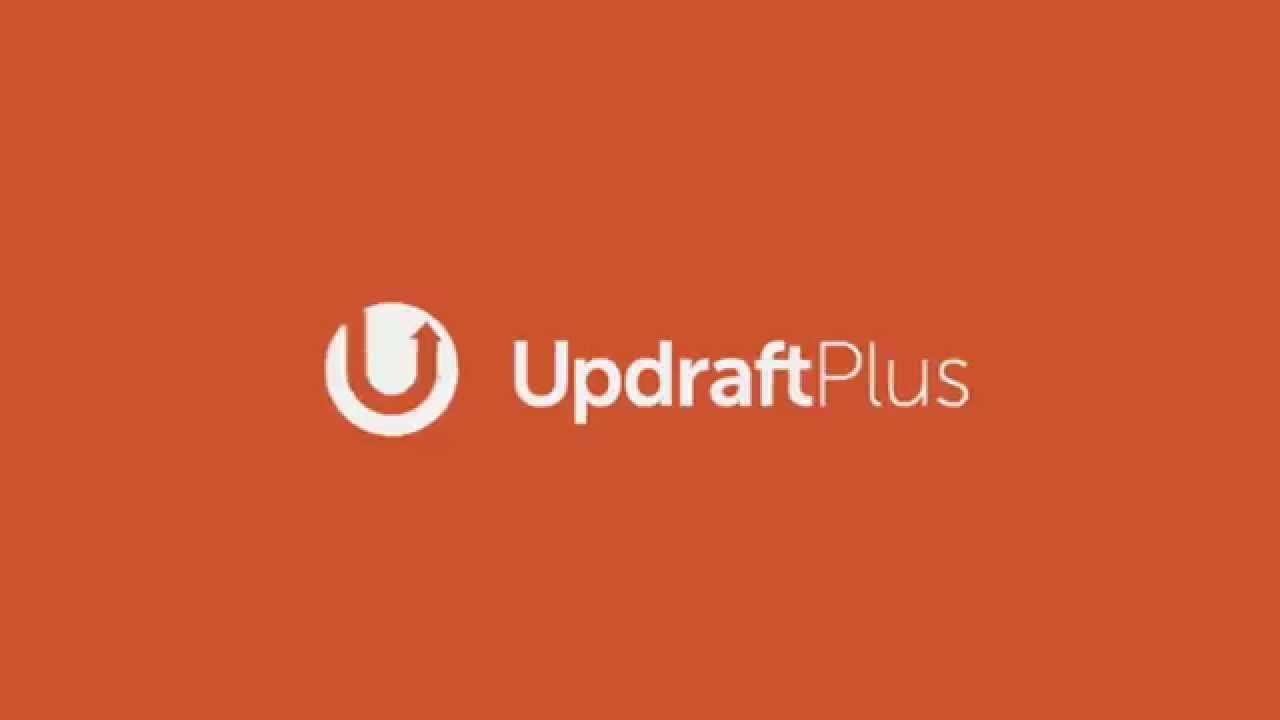Updraft backup wordpress