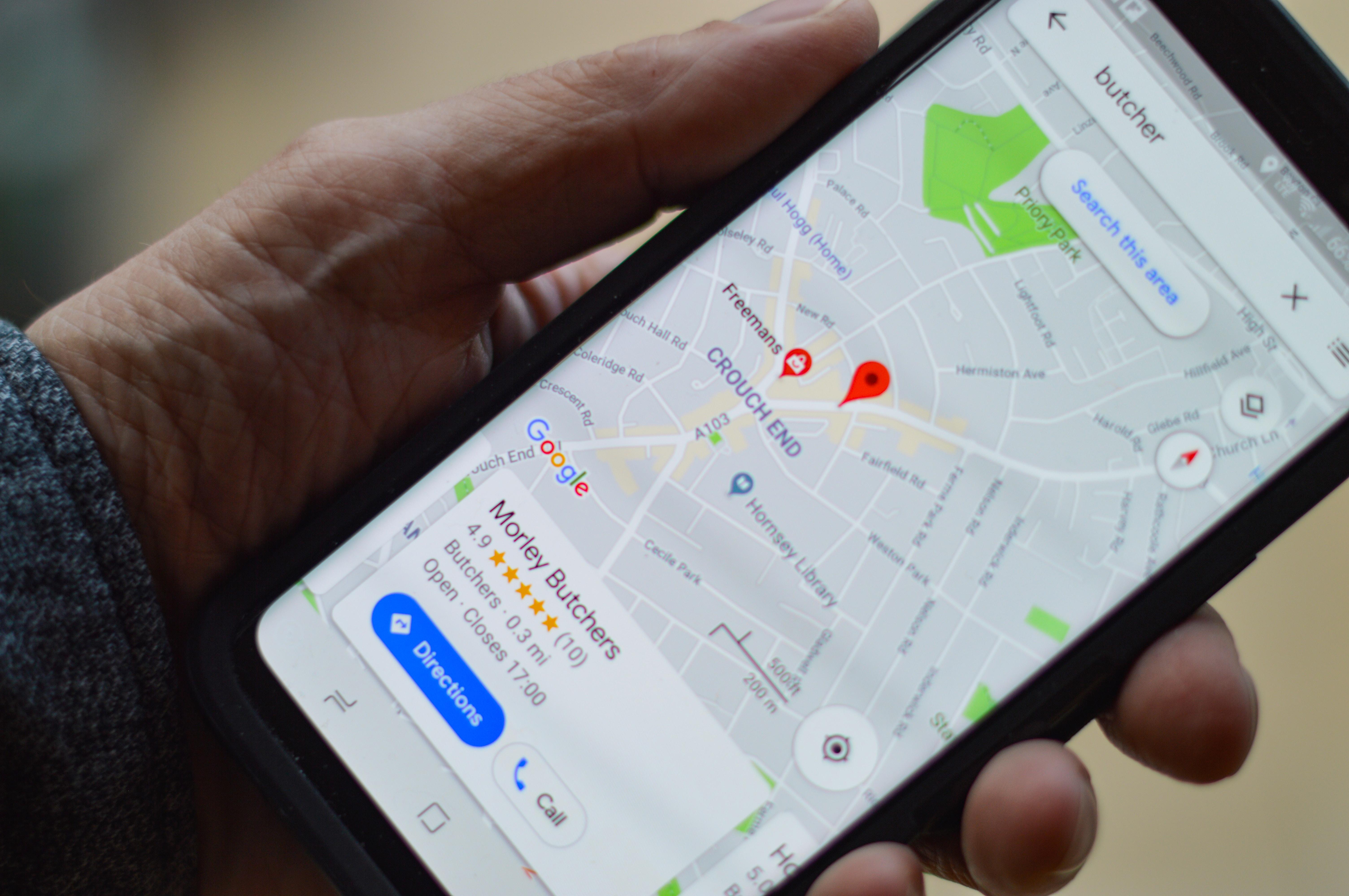 google maps plugin werkt niet