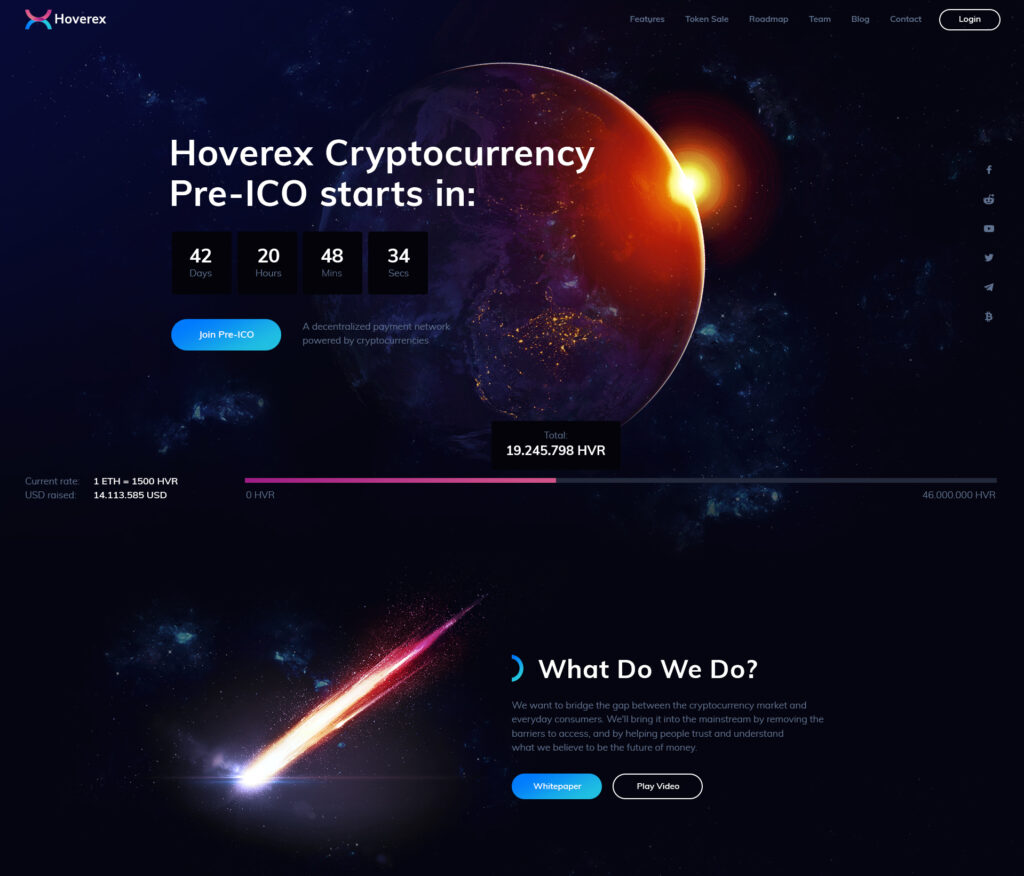 cryptocurrency thema's