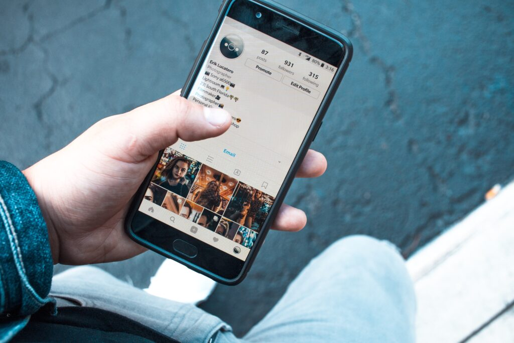 Instagram foto's delen op WordPress