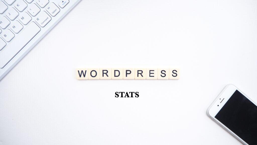 WordPress statistieken