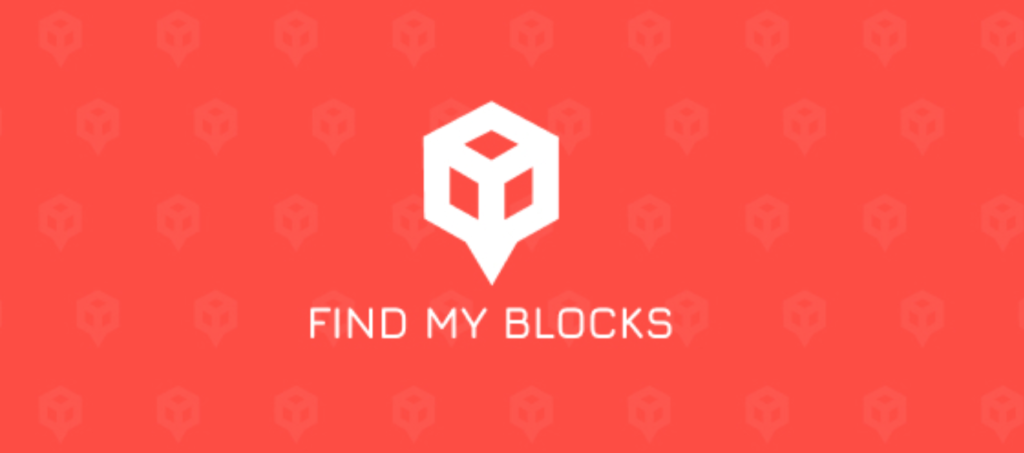 find my blocks plugin