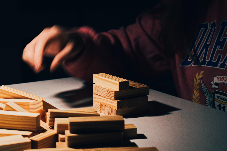 Herbruikbare blokken naar blokpatronen converteren