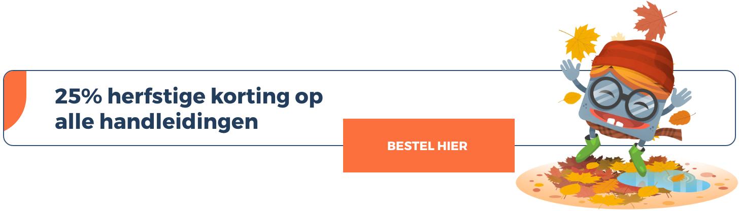 Korting op WordPress handleiding