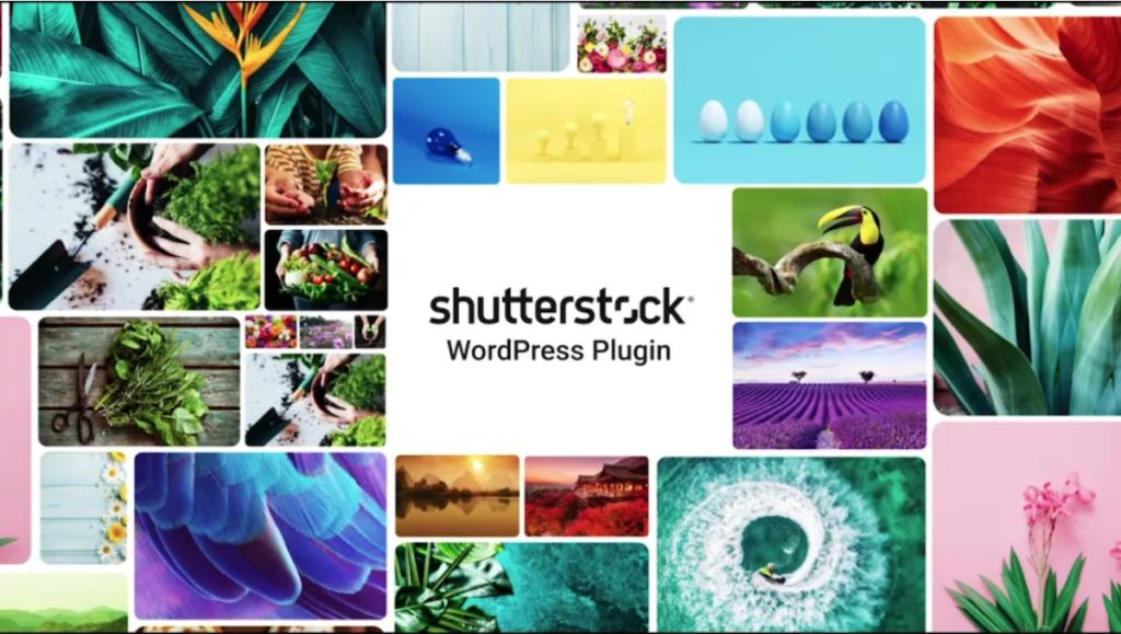 nieuwe Shutterstock plugin