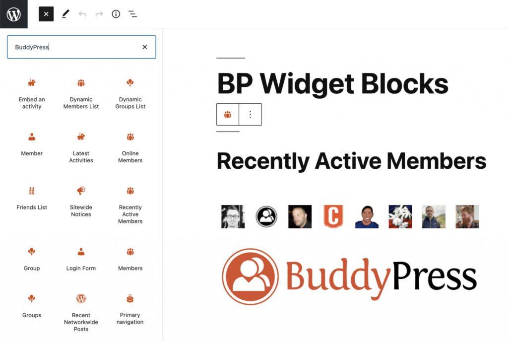 BuddyPress 9.0.0