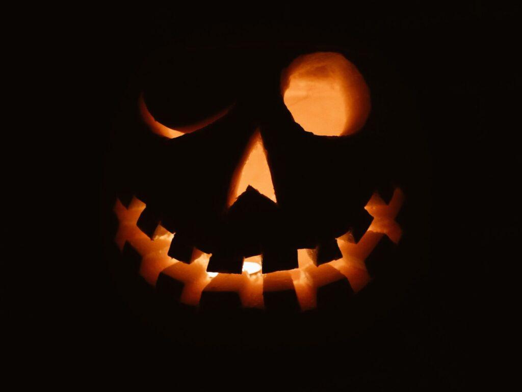 Halloween thema's